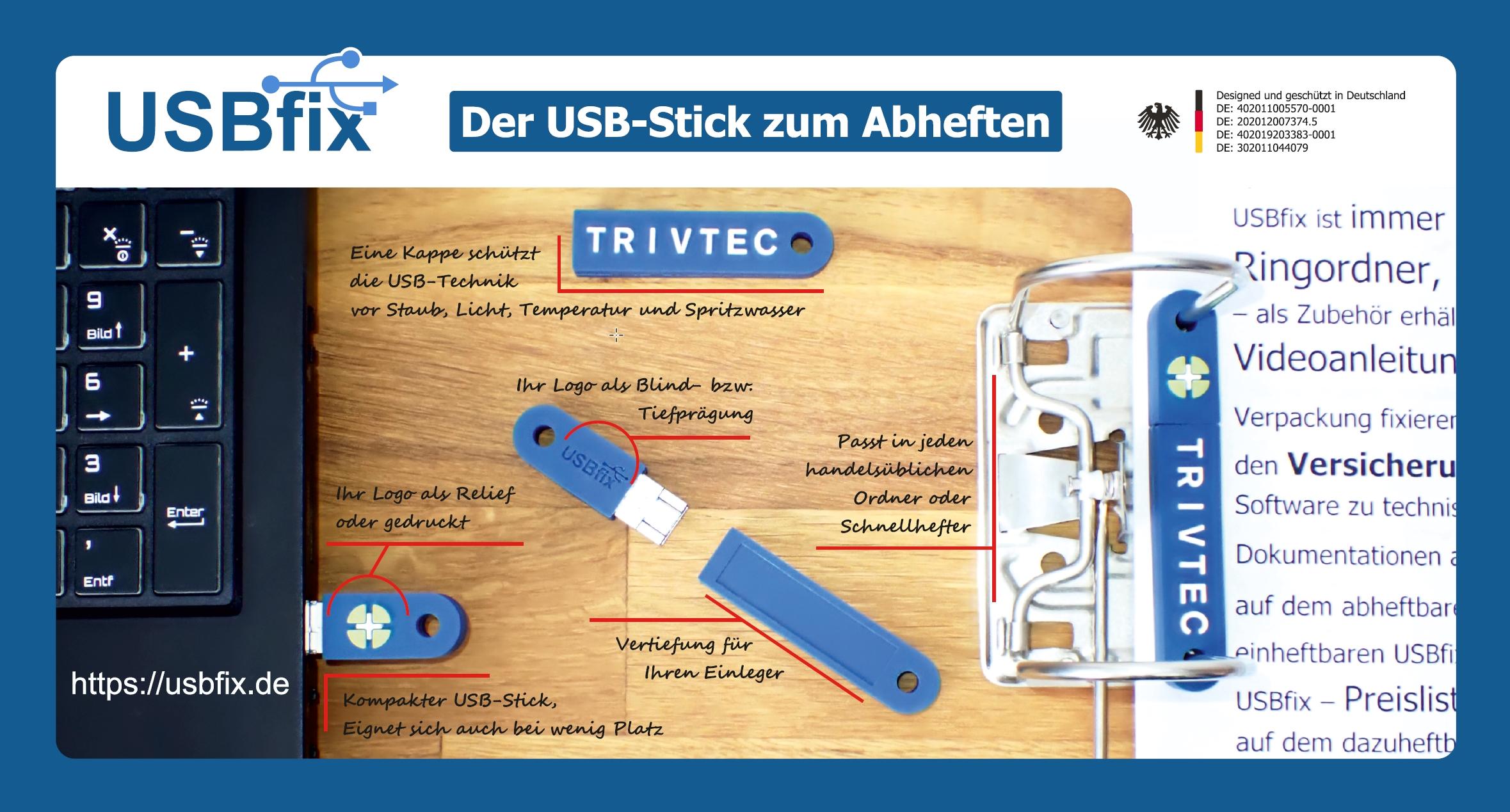 USBfix Infokarte zum Download